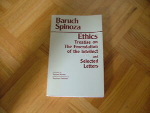 Baruch Spinoza: Ethics