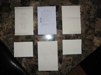 42 - Wedding Invitation Kit