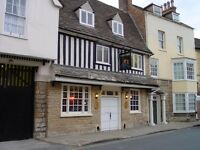 St Mary's Vaults, 19 St Mary's Street, Stamford, Lincs. Pub Management Couple Required