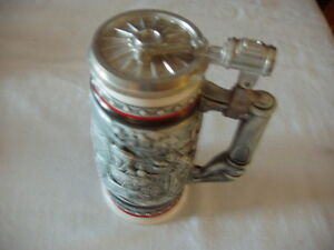 Avon Collectible Beer Stein