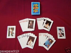 BEST-OF-ELVIS-PRESLEY-PLAYING-CARDS-UNUSED-54-FULL-COLOR-PHOTOS-BOX-1981
