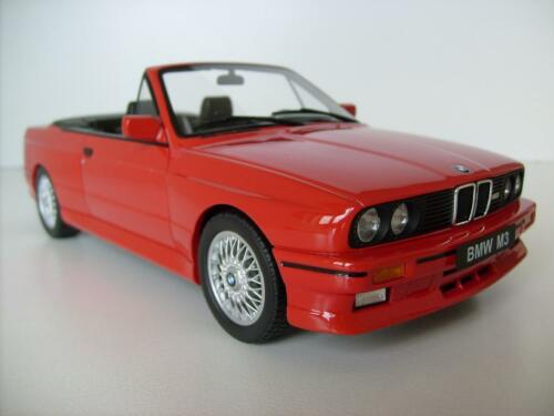 bmw m3 e30 cabrio 1989 1 18 otto models ovp neu lim 2500 in nordrhein westfalen soest. Black Bedroom Furniture Sets. Home Design Ideas