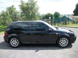 2003 VW GOLF GT TDI 150