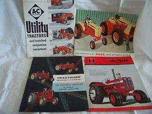 Wanted sales catalogs of tractors, trucks, industrial vehicles West Island Greater Montréal image 2