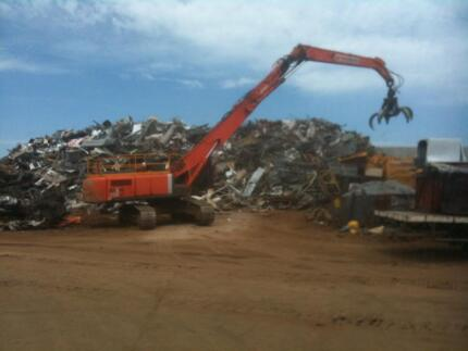 SCRAP METAL/CAR/TRUCKS WANTED WITH TILT/HIAB SERVICE Subiaco Area Preview