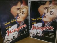 MARILYN MONROE DVDs: NIAGARA, THE SEVEN YEAR ITCH