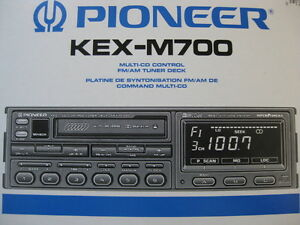 AWESOME OLDER TOP OF LINE PIONEER CAR AUDIO SYSTEM Kitchener / Waterloo Kitchener Area image 1