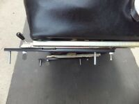 Ford Mustang Mercury Cougar Seat Track Extenders  1965-1970