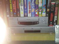 Orion Stereo-Videorecorder und CyberHome DVD-Player silber Innenstadt - Köln Poll Vorschau