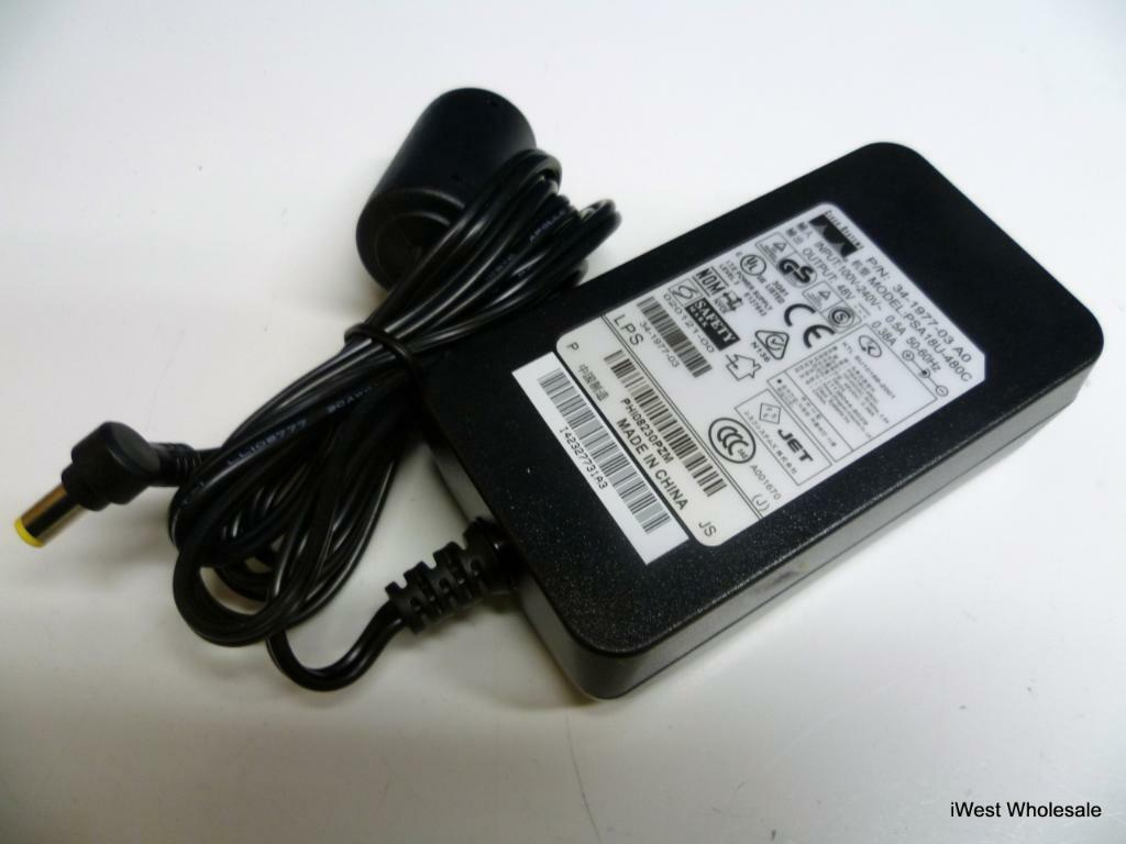 Details about AC-DC Adapter For CISCO 6901 6911 6921 6961 6941 7910 7911  7912 7920 7931 & 7940