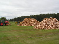 Firewood and Firewood Processing