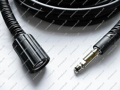 12m Karcher Fit Hose For K - Kb Series Pressure Washers Aftermarket 26417060