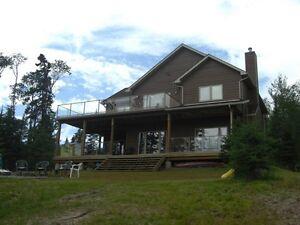Waterfront Cabin/ House (Kenora)