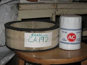 Air & oil filter