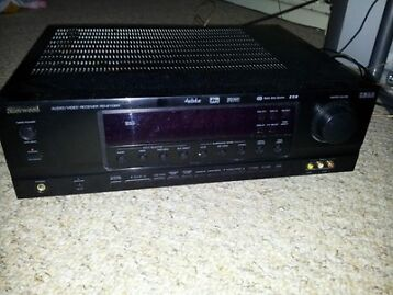 Sherwood Audio Video Receiver Rd-6106r 50ono