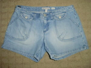Girls/Teen Old Navy Faded Denim Shorts, size 14