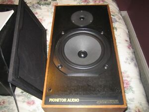 Monitor Audio Speakers (STILL AVAILABLE) Price is Firm