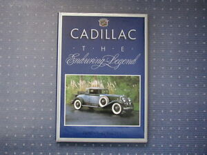 "Cadillac. ""The enduring Legend"" 1947-1989"