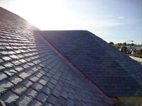 SLATE ROOFING ROOF REPAIRS FLAT ROOFS GARAGE CONVERSIONS