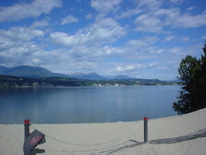 LAKE WINDEMERE BC FAMILLY RESORT