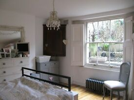 Islington N1 – Basement flat, Mildmay Road adjoining Newington Green and short walk to Dalston