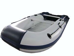 SPÉCIAL Bateau pneumatique BlueRib BR330Alu bateau gonflable