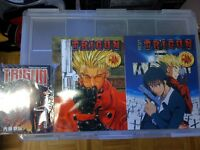 Trigun Ultimate Fan Guide 1 & 2