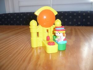Fisher Price Little People McDonald's Toys