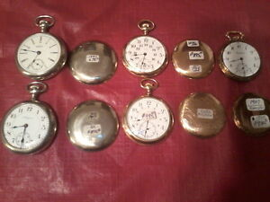 ANTIQUE VINTAGE POCKET WATCHES / ASST YEARS / 1885 - 1960 xxx City of Toronto Toronto (GTA) image 7