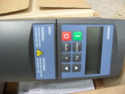 Siemens Hvac Drive Sed2 1.1/32b