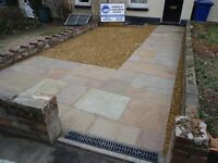 Paving driveways and all landscaping