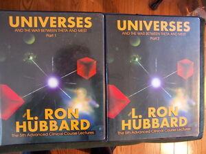 Universes - 5th American ACC lectures by L. Ron Hubbard Edmonton Edmonton Area image 2