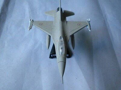 Del Prado Fighter Planes Of The World - F16 Falcon - Been On Display