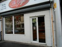 Cafe/takeaway to Let