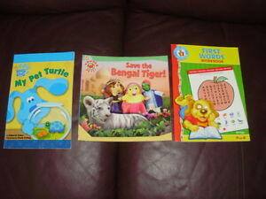 Early Reader Soft Cover Books - Blues Clues, Wonder Pets... London Ontario image 1