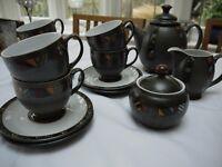 Denby Marrakesh Tea Set