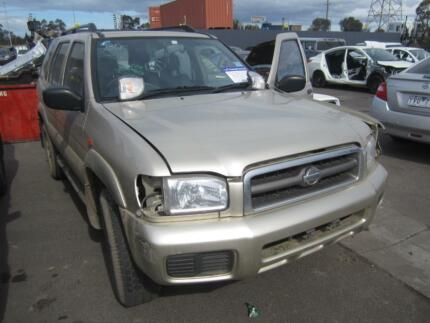 WRECKING NISSAN PATHFINDER R50 *ALL PARTS IN STOCK*OFFERS WELCOME Brooklyn Brimbank Area Preview