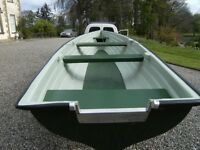 19 foot fibreglass fishing boat