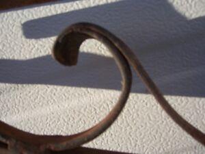 Antique style blacksmith made iron sign bracket Kingston Kingston Area image 3