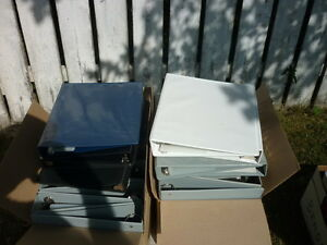 VARIETY OF STATIONERY ITEMS GREAT FOR FLEA MARKET OR YARD SALE
