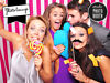 Winchester Pop Up Photo Booth Hire - Vintage Pop-up Photo Booth - The Photo Lounge Hampshire