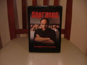 Sopranos Season 1 VHS