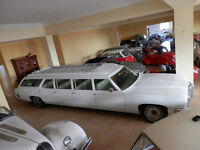 Pontiac Catalina 8-door Airport Limo Stationwagon