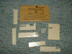 Enhorning-decals-S-Gauge-SB-344-NP-Billboard-Freight-Car-A30
