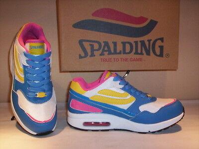 Sport Shoes Sneakers Spalding Sonic Women's Shoes Women Sports Laces 39