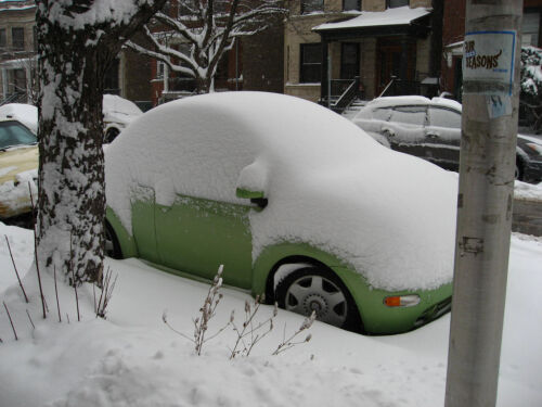 Top 5 Reasons MPG Drops in Colder Weather