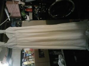 SIZE 14 WEDDING DRESS Cambridge Kitchener Area image 1