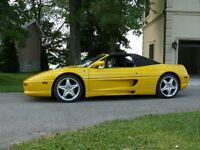1997 Ferrari 355 Spider Convertible