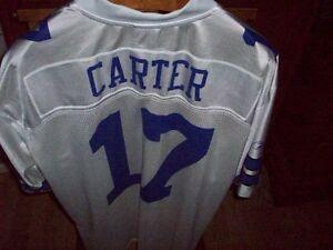rebok nfl #17 carter jersey,large