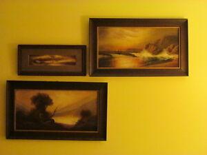 Chandler original pastels, framed Kingston Kingston Area image 3